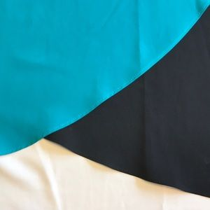 Calvin Klein Tops - Calvin Klein Color-block Top